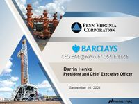 Barclay's CEO Energy-Power Conference