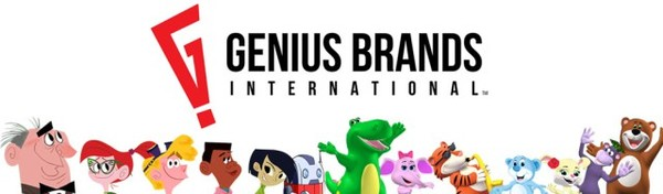 GENIUS BRANDS INTL. TIES UP WITH SIX FLAGS AND MOBILE APP VIDEOBOMB