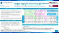 Evaluation of Antifungal Activity of SCY-078 in Combination with Other Antifungals Against <em>Aspergillus</em> Strains
