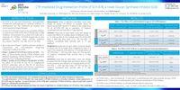 CYP-mediated Drug Interaction Profile of SCY-078, a Novel Triterpene Glucan Synthase Inhibitor (GSI)