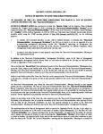 iAnthus - Notice of Meeting - Unsecured Debentureholders
