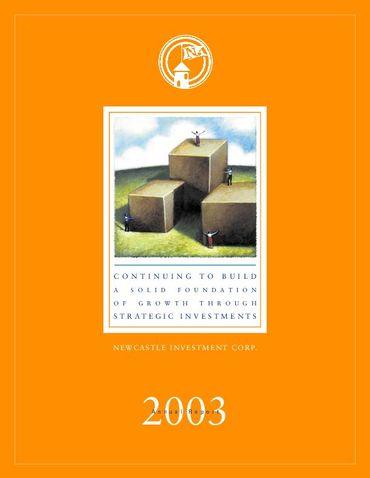 2003 Annual Report (PDF)