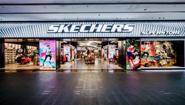 Skechers Surpasses 3,000-Store Milestone Worldwide