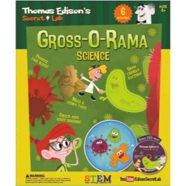 Edison's Lab Gross-O-Rama Science Kit