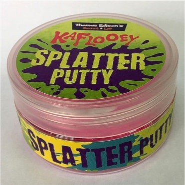 Kaflooey Splatter Putty