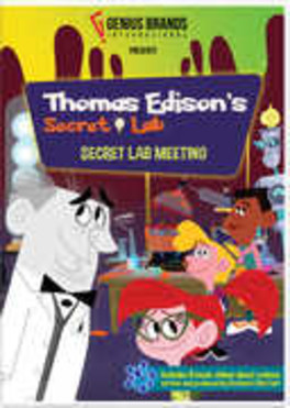 Thomas Edison's Secret Lab: Secret Lab Meeting