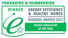 """Yorkshire and Humberside 2017 """"Energy Consultant of the Year"""""""