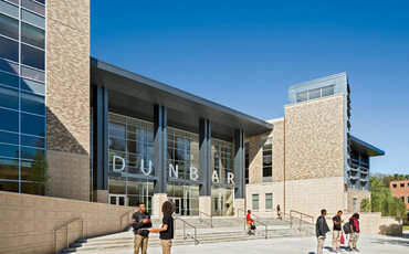 A picture of Dunbar Senior High School