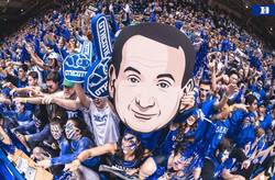 The Cameron Crazies say GTHCGTH!