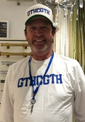 -- The hat. The shirt. The lanyard. -- --- New Orleans representin' ---   Bryan say GTHCGTH!