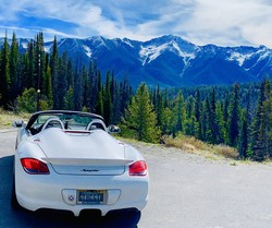 GTHCGTH in Montana for a scenic tour