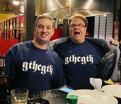 Evan & Holt say GTHCGTH!