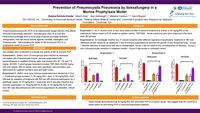 Prevention of <em>Pneumocystis</em> Pneumonia by Ibrexafungerp in a Murine Prophylaxis Model