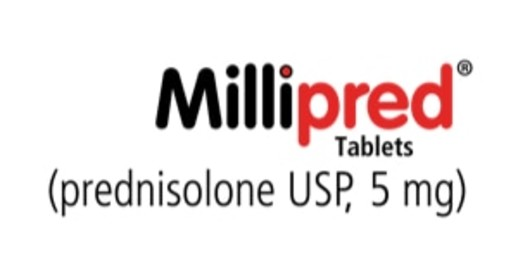 Millipred® Tablets and Dose Packs