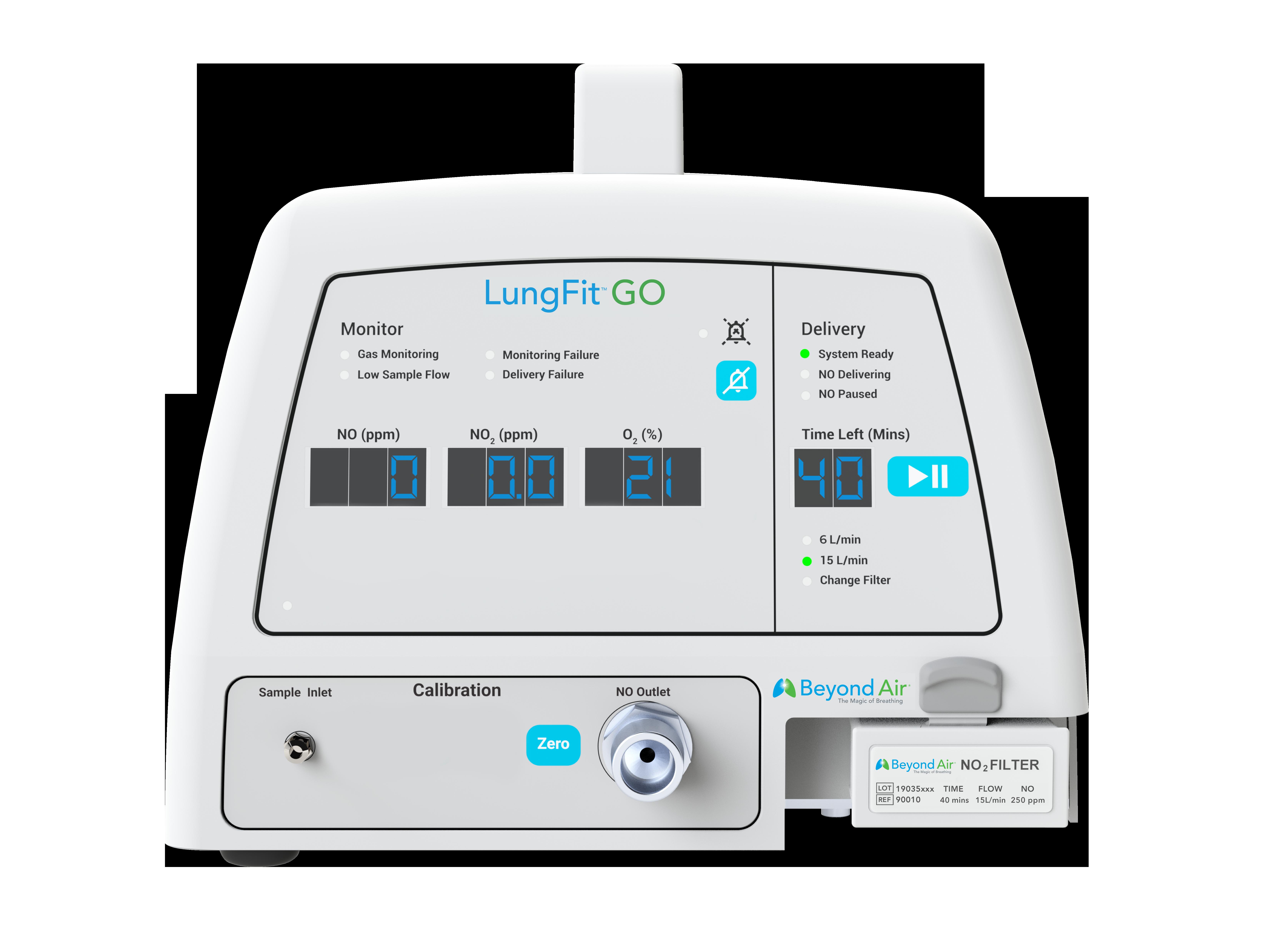 LungFit GO