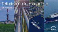 Tellurian Business Update – September 2019