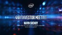 Intel's 2019 Investor Meeting – Navin Shenoy