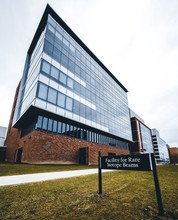 A picture of Michigan State University Facility for Rare Isotope Beams