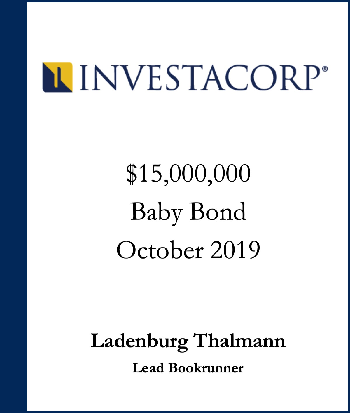 Investacorp