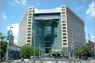 A picture of One Campus Martius