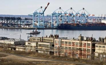 Port Elizabeth Terminals  - Marine Building Heat Exchanger
