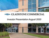 Gladstone Commercial Investor Presentation August 2020