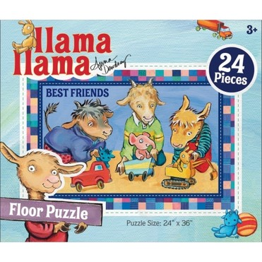 GC Llama Llama - Best Friend 24 Piece Floor Puzzle