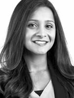 Headshot of Anuja Siwakoti, Director of Global Regulatory and Scientific Affairs for Medipharm Labs