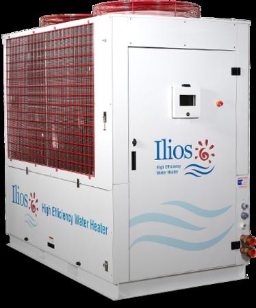Ilios Air-Source Heat Pump