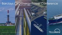 Barclays CEO Energy-Power Conference
