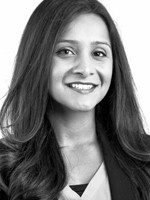 Headshot of Anuja Siwakoti, Director of Global Regulatory and Scientific Affairs for Medipharm Labs