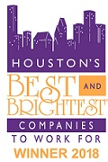 Houston's Best and Brightest Companies To Work For Winner 2018