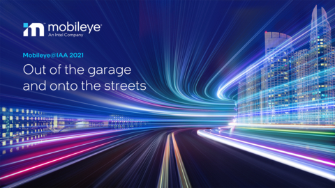 At IAA Mobility in Munich, Germany, Intel and its Mobileye subsidiary will display the vision and the technical depth and breadth to help bring about the promises of digital mobility and full autonomy. (Credit: Intel Corporation)