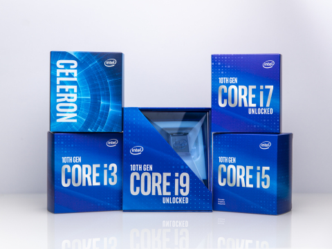 Intel Delivers World's Fastest Gaming Processor