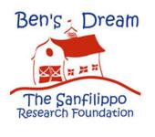 Ben's Dream - The Sanfilippo Research Foundation