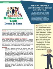 Learn the difference between price and value