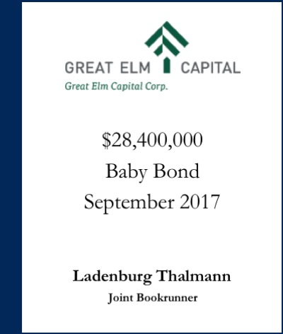 Great Elm Capital Corp.