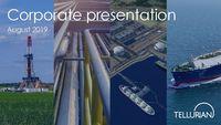 Corporate Presentation – August 7, 2019