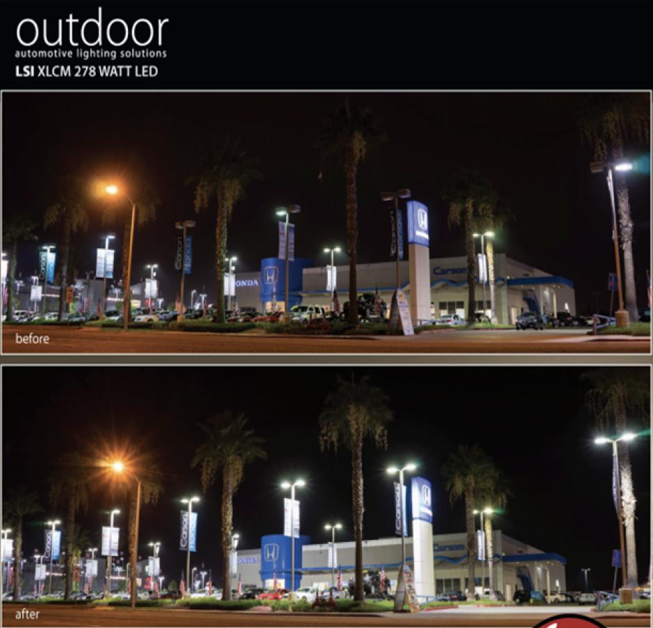 Implementing High-Efficiency Lighting