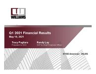 Q1 2021 Financial Results Presentation
