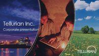 Corporate Presentation – August 9, 2021