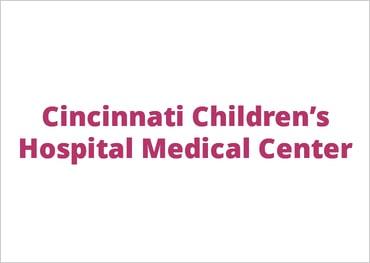 Logo for Cincinnati Children's Hospital Medical Center