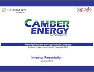 February 2017 Investor Presentation