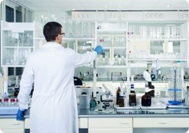 clinical trials laboratory services - lab