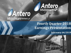 Fourth Quarter 2018 Earnings Presentation