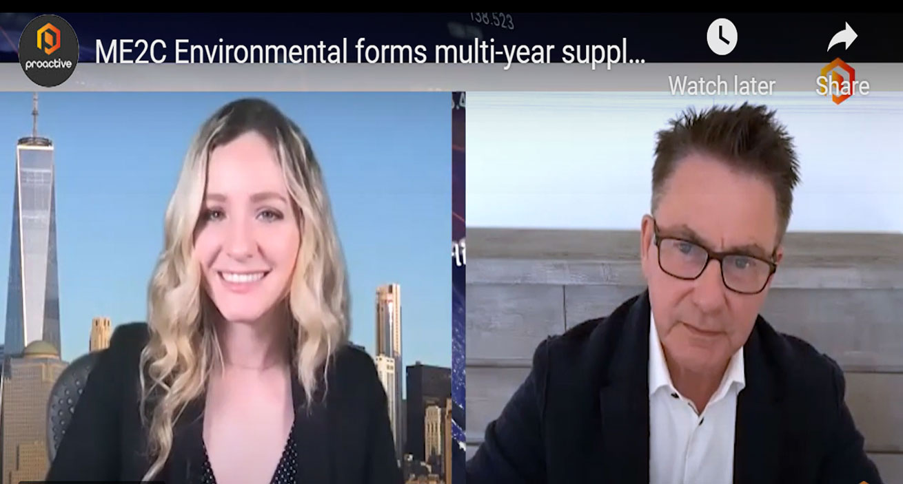 ME2C Environmental Forms Multi-Year Supply...