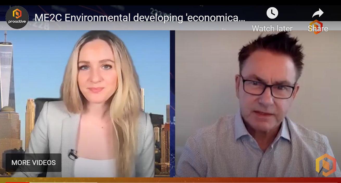 ME2C Environmental Developing 'Economically...