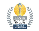 Silver Stevie award winner for the Most Valuable COVID-19 Response by a Business Development Team.