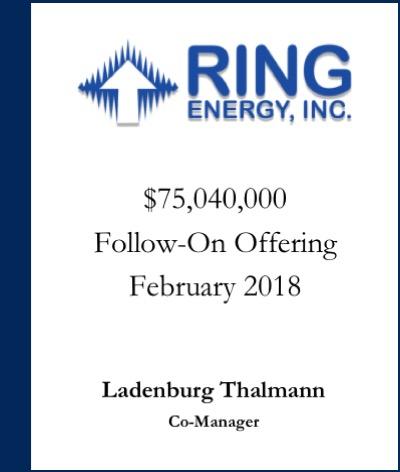 Ring Energy