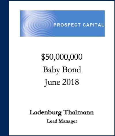 Prospect Capital Corp.